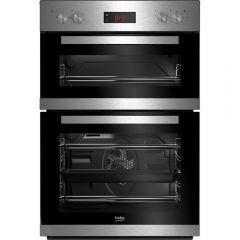 Beko CDF22309X Built-In Double Oven in Stainless Steel
