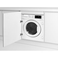 Beko WDIC752300F2 Integrated 7kg/5kg 1200 Spin Washer Dryer