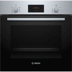 Bosch HBF113BR0B Electric Single Oven with 3D Hot Air