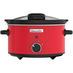 Crockpot CSC037 3.5L Slow Cooker With Hinged Lid