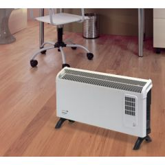 Dimplex DXC30 3kW Convector Heater with Thermostat