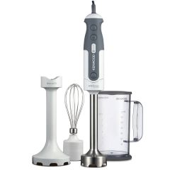 Kenwood HDP304WH Triblade Hand Blender with Masher and Whisk Set