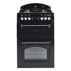 Leisure CLA60GAK 60cm Gas Cooker with Double Oven