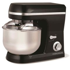 Morphy Richards 400011 Plastic 800W Stand Mixer with Splash Guard