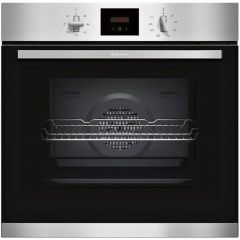 Neff B1GCC0AN0B Single Electric Oven in Stainless Steel Trim