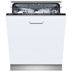 Neff S513N60X2G 60cm Fully Integrated Dishwasher With Cutlery Tray