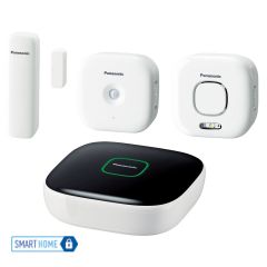 Panasonic KX-HN6011EW Smart Home Safety Starter Kit PLUS