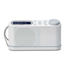 Roberts PLAY 10 DAB+ FM Portable Digital Radio - White