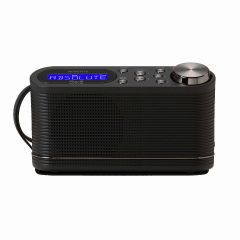 Roberts PLAY 10 DAB+ FM Portable Digital Radio - Black