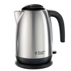 Russell Hobbs 23910 Adventure Cordless Kettle In Brushed Steel