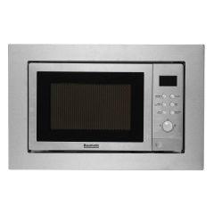 Baumatic BWMC253SS 25 Litre Built-in Microwave Combi-Oven in Stainless Steel