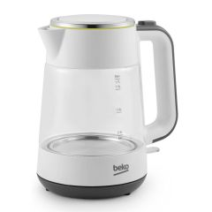 Beko WKM6321W New Line Kettle in White