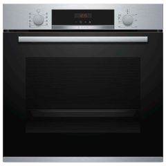 Bosch HBS573BS0B 71Ltr Pyrolytic Self Cleaning Oven in Stainless Steel