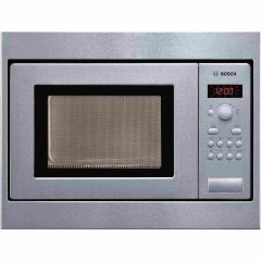 Bosch HMT75M551B Built In Microwave in Brushed Stainless Steel