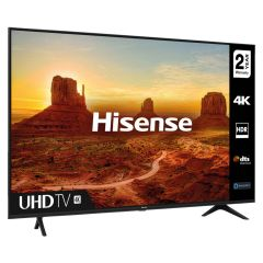 Hisense 50A7100FTUK 50inch 4K HDR Smart TV with DTS Studio Sound + Freeview Play