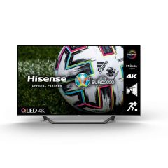 Hisense 55A7GQTUK 55inch QLED 4K HDR Smart TV with Dolby Vision, Dolby Atmos