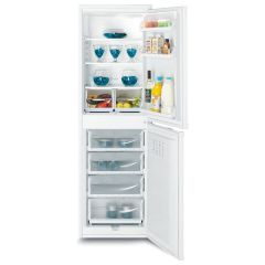 Indesit IBD5517W Low Frost Fridge Freezer in White