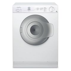 Indesit NIS41V 4kg Compact Vented Tumble Dryer in White
