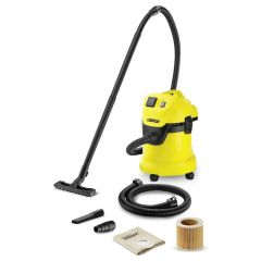 Karcher MV3P Wet + Dry Cylinder Vacuum Cleaner