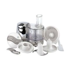 Kenwood FP116 Compact Food Processor in Chrome