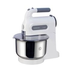Kenwood HM680 Chefette 5 Speed Hand Mixer with Rotating Metal Bowl