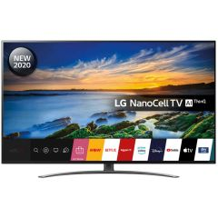 LG 49NANO866NA 49inch Nanocell 4K HDR Smart TV with Dolby Atmos
