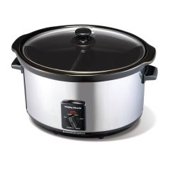 Morphy Richards 48762 6Ltr Partitioned Slow Cooker