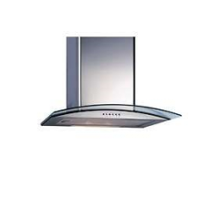 Prima LCT013 60Cm Curved Glass Cooker Hood