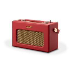 Roberts Revival RD70 DAB/DAB+/FM Radio with Bluetooth in Berry Red