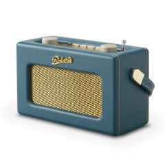 Roberts Revival Uno DAB/DAB+/FM Radio with Alarms in Teal Blue