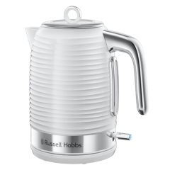 Russell Hobbs 24360 Inspire 1.7L Cordless Kettle In White