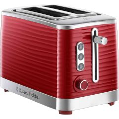 Russell Hobbs 24372 Inspire 2-Slice Toaster in Red