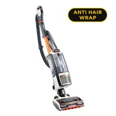 Shark NZ801UK Anti Hair Wrap Upright Lift-Away Vacuum Cleaner in White