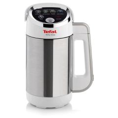 Tefal BL841140 Easy-Soup 1.2L Soup Maker in Stainless Steel + White