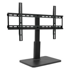 Vivanco 39294 Titan Full Motion TV Table Stand for up to 70 Inch TVs
